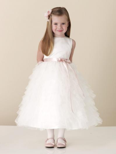 çocuk abiye elbise modeli