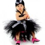 çocuk siyah abiye modeli yeni