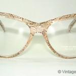 şeffaf kedi gözlük çerçeve modeli Yeni