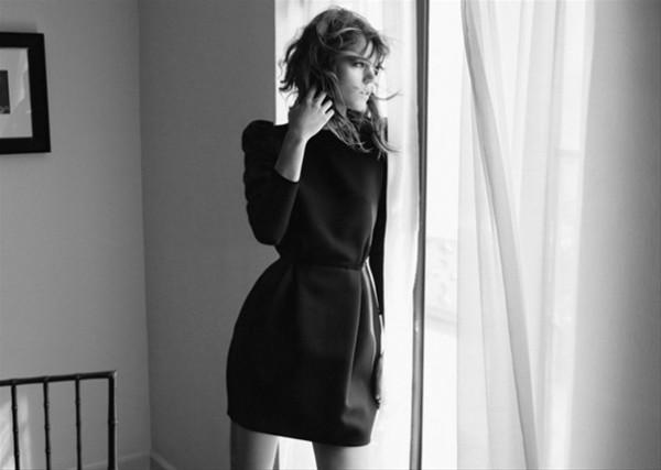 2013 zara marka elbise modeli