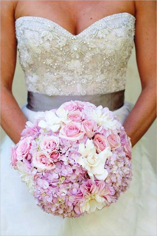 En Güzel Farklı Gelin Çiçek Resimleri
