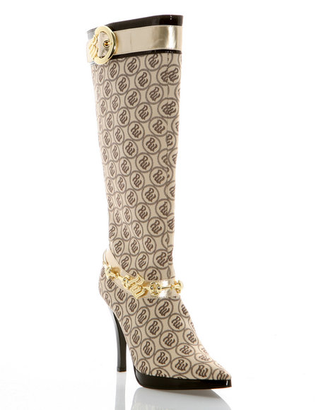 RocaWear krem çizme modeli