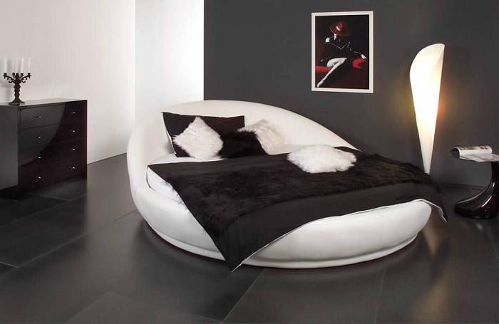 beyaz yatak modeli