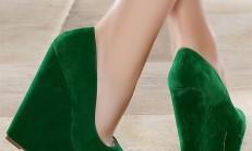 Rengarenk Sezon Ayakkabıları