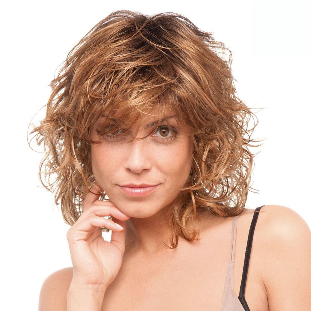 maşa yapılmış saç modeli
