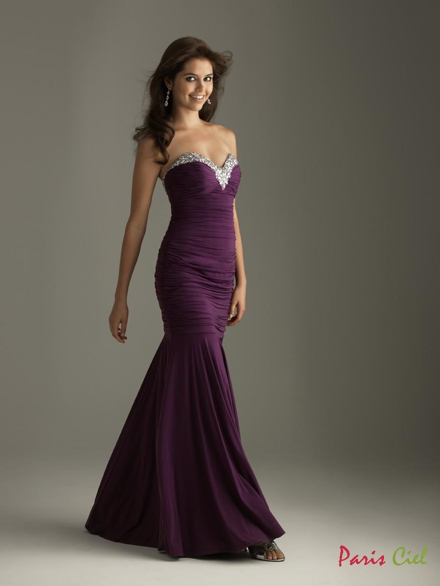 mor en çok tercih edilen balık elbise modeli