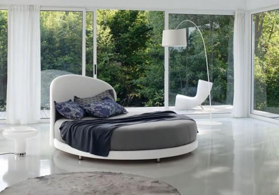 sıra dışı yuvarlak yatak modeli
