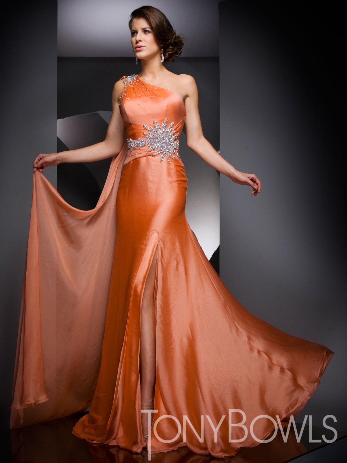 turuncu işlemeli nişanlık modeli