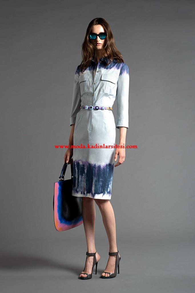 alberta ferretti elbise modeli