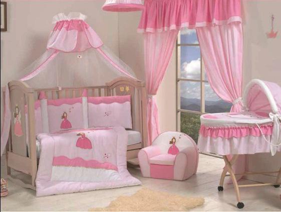 cozzy kız bebek odası modeli