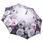 gül detatlı şemsiye modeli