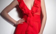 Bayan Son Moda Gece Kıyafeti Modelleri