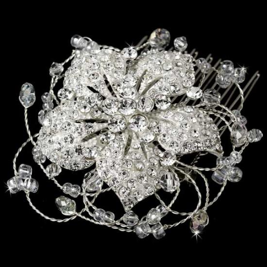 kristal taşlı broş modeli yeni