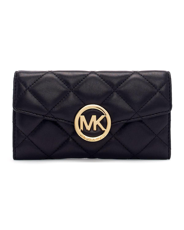 michael kors tasarım laci cüzdan modeli