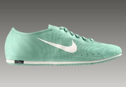 nike yaşil spor ayakkabı modeli