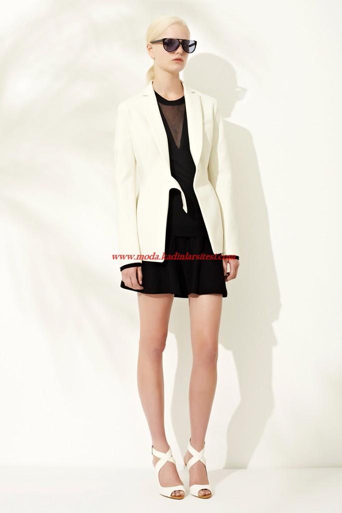 phillip lim beyaz ceket modeli