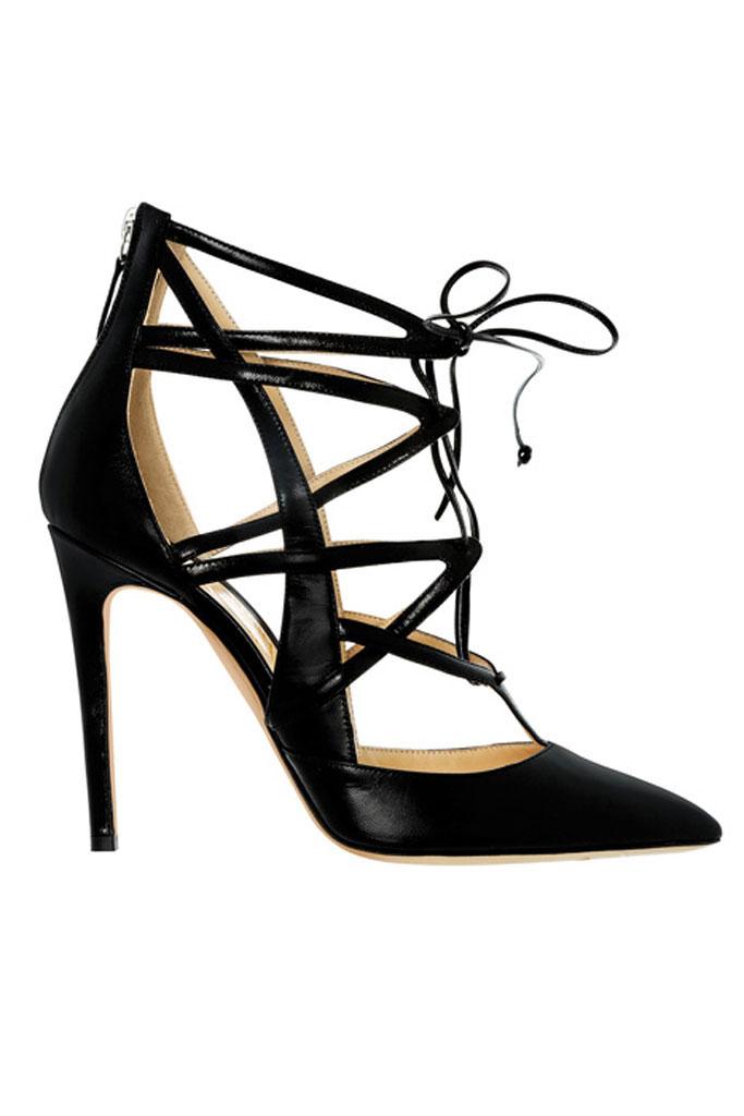 siyah bot model ayakkabı modeli