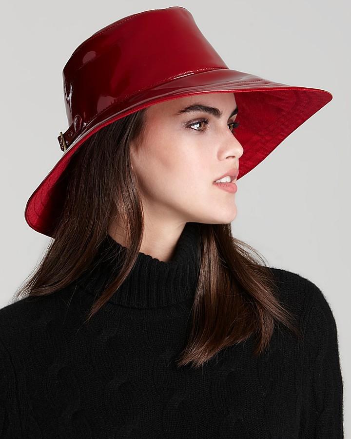 tasarım kırmıı şapka modeli
