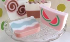 Eğlenceli Şekilli Sabun Modelleri