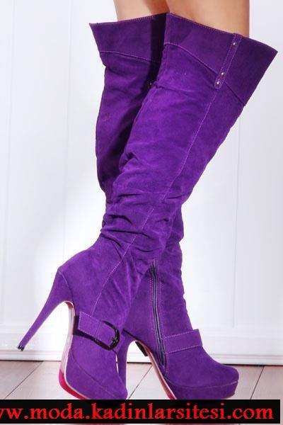 mor nubuk çizme modeli