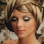 özel tasarım saç modeli