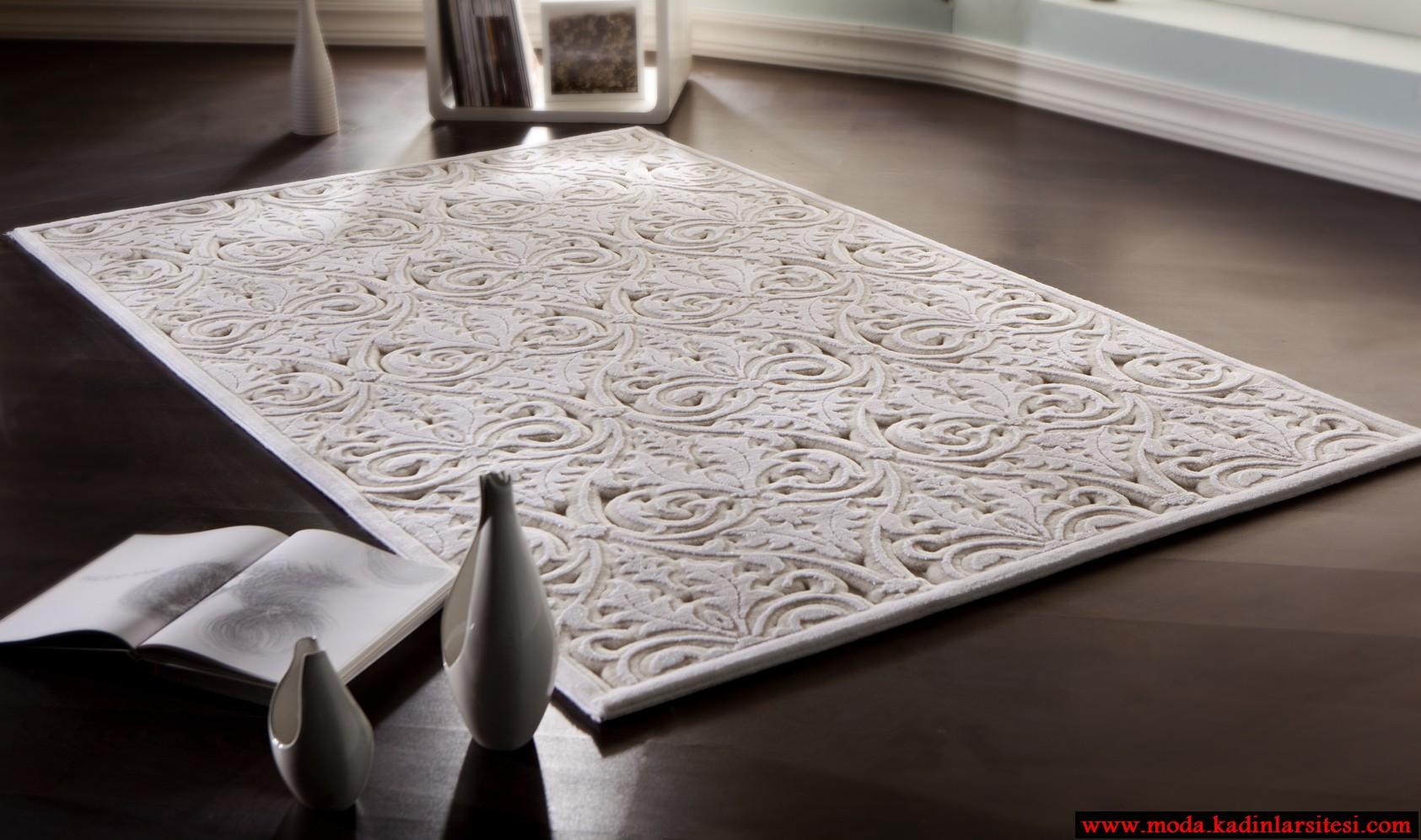 bellona kabartmalı halı modeli