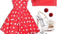 Farklı Elbise Kombinasyon Modelleri