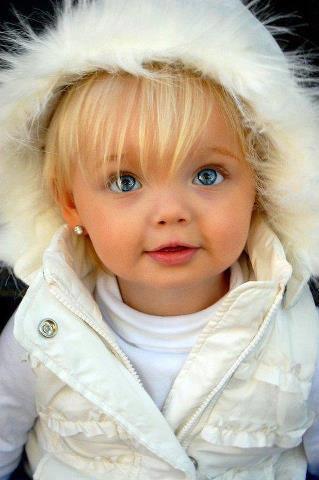 kabanlı bebek resmi
