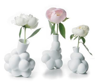 pamuk figürlü dekoratif vazo modeli