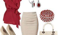 Rengarek Elbise Kombin Modelleri