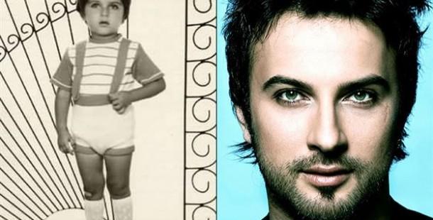 Ünlülerin Çocukluk Fotoğrafları