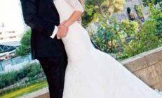 Ünlülerin Görülmemiş Düğün Resimleri