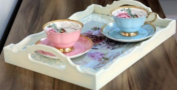 Türk Kahvesi Fincanları ve Fincan Modelleri