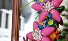 Makarna ile Dekoratif Eşyalar Yapabilir veya Süsleyebiliriz